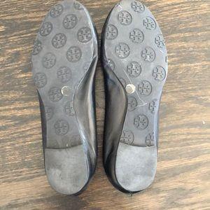 Tory Burch Shoes - Black Tory Burch Flats Size 6